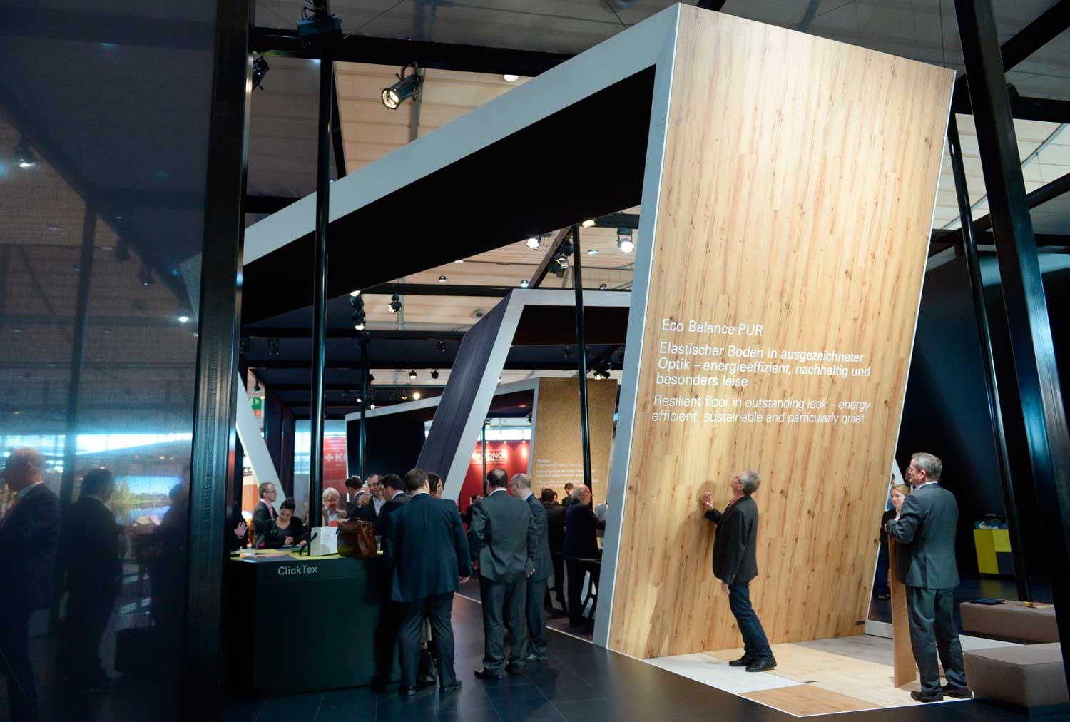 Domotex Hannover Exhibition Design